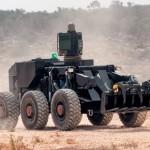 BLR - Unmanned ground vehicle