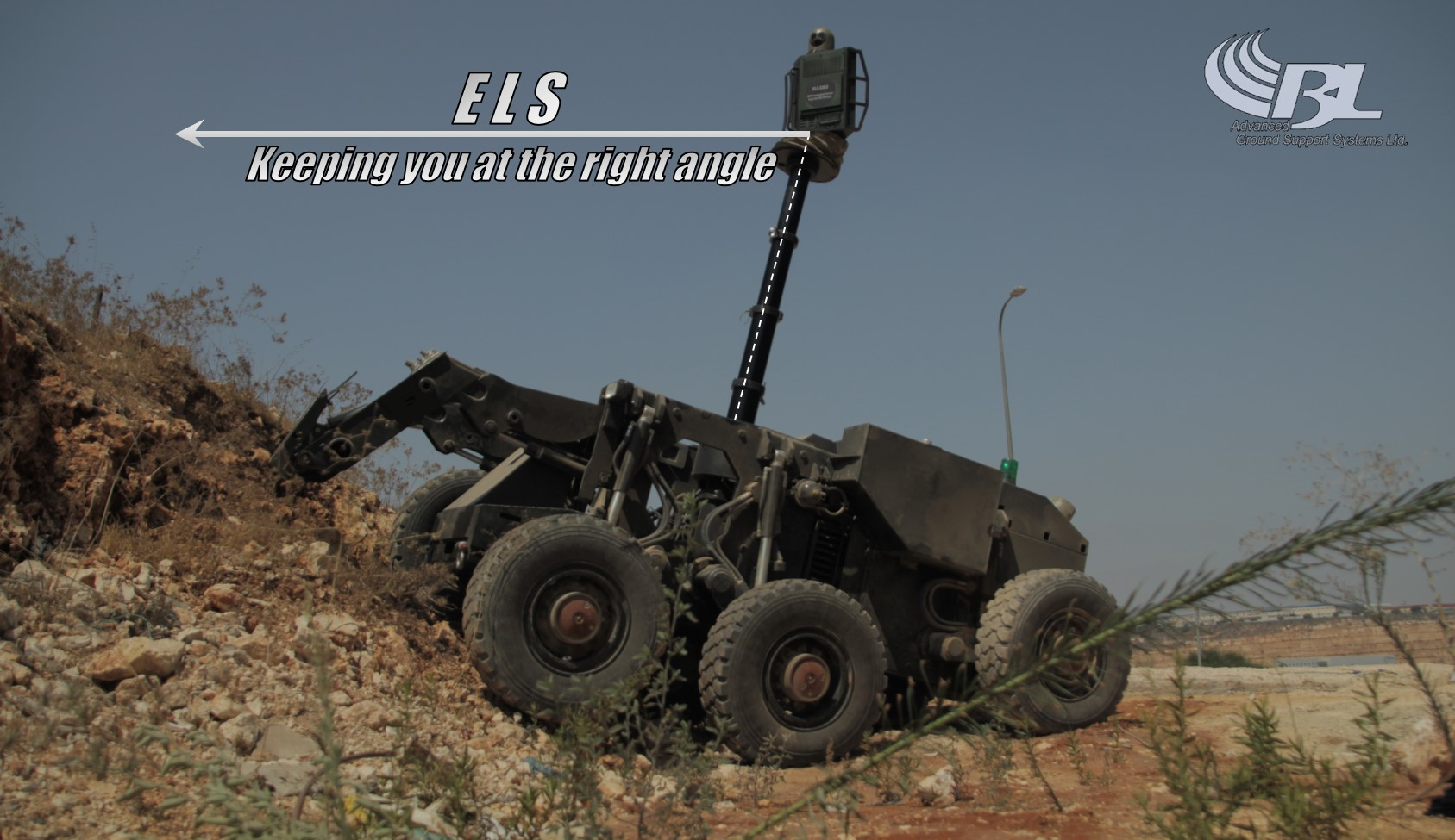 ELS (Elevation & Leveling System)